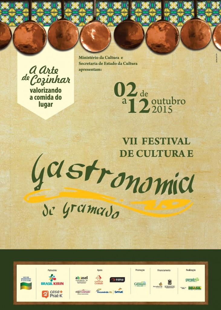 Cartaz Gastronimia 2015 010815